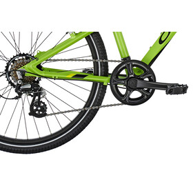 "ORBEA MX Speed Childrens Bike 24"" green"
